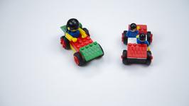 Lego Merry Car