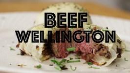 Dicksta's Dishes - Beef Wellington