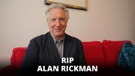 RIP iconic actor Alan Rickman, aka Professor Snape