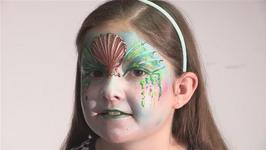 How To Do Mermaid Face Paint
