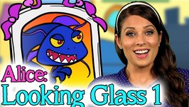 Alice Through the Looking Glass - Part 1 - Story Time with Ms. Booksy at Cool School