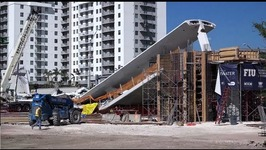 Scores injured as footbridge collapses in Miami