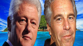 Pedophile Billionaire Jeffrey Epstein, His Friend Bill Clinton and A Sex Slave Island Cover-Up