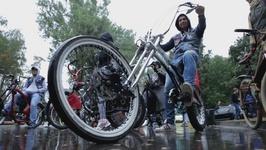 Russia's Rastafarian Biker Club- Reggae and Rides