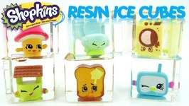How To Make A Shopkins Resin Ice Cube Custom DIY Tutorial