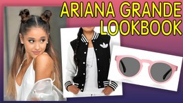 Ariana Grande Fashion and Style Lookbook - Bomber Jackets, Sunnies and More