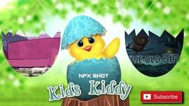 Little Ducks Go Quack Quack Quack  Nursery Rhyme Cartoon Animation Rhymes & Songs For Children