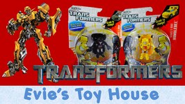 2015 Transformers Bot Shots Battle Game