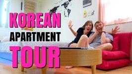 Korean Apartment Tour in Seoul, Korea