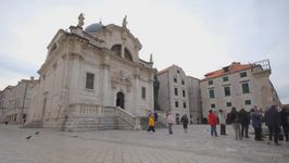 Dubrovnik In Croatia Time Lapse