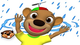It's Rainy Song - How's the Weather - Weather Song for Kids