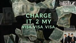 The Bilz & Kashif - Charge It To My Visa Official Lyrics Video - The Trinity
