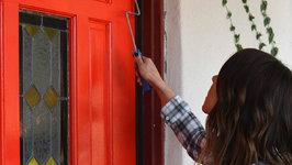 How To Repaint Your Front Door
