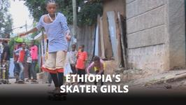 Big dreams on four wheels: the Ethiopian skater girls