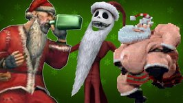 10 Times Santa Appeared in Video Games