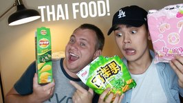 I'm Original AF - Trying Foreign Food