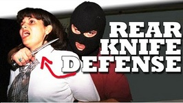 Knife Defense - How To Defend A Knife To The Throat