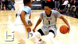 Trevon Duval Becomes no.1 Point Guard on His Road to UA Elite 24
