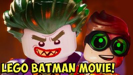 Lego Batman Movie- Joker and Robin First Look