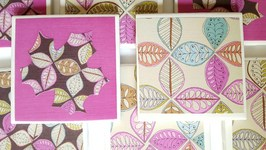 EASY Fall Mod Podge Tiles