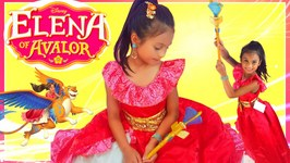 Disney Princess In Real Life Makeover Elena of Avalor