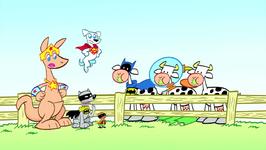 Super Pets- League of Just Us Cows
