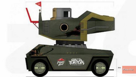 Fully-Functional 'Teenage Mutant Ninja Turtles' Pizza Thrower Arrives at Comic-Con