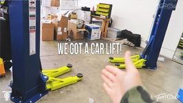 We Got A Car Lift