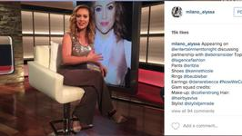 Alyssa Milano Says She May Breastfeed Until Daughter Is 6