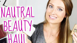 Natural Makeup and Skincare Haul