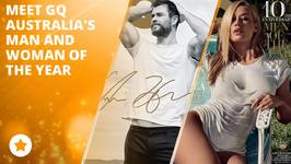 Chris Hemsworth and Iggy Azalea are GQ's Aussie stars