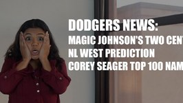 Dodgers News: Magic Johnson's Two Cents, NL West Prediction & More