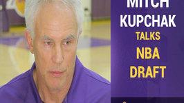 Mitch Kupchak Talks Jahlil Okafor, Drafting A Big Vs. A Guard At No. 2