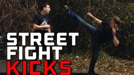 Should You Kick In A Street Fight