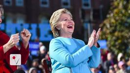 Hillary Clinton Slams Trump on Allegations of False Charity Claims