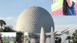Our trip to Epcot at Walt Disney World Spring - Flower Festival