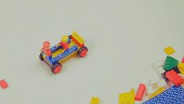Lego Pool Car