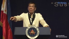Duterte to mining firms: Pay back the poor for injustices