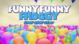 Funny Funny Froggy Hop Hop Hop - The Farm's Songs For Kids, Children's Music Rhymes For Children