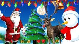 Christmas time - 3D Christmas Songs - Christmas Time Children song
