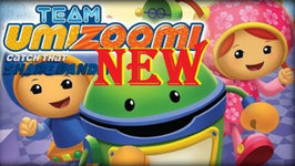 Team Umizoomi Catch That Shape Bandit Team Umizoomi Games