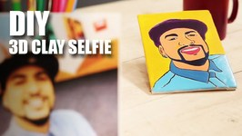 Mad Stuff With Rob - 3D Clay Selfie  Childrens Day Special