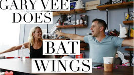 Gary Vaynerchuk Does Batwings - Tracy Campoli - How To Get In Shape