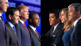 GOP Debate on CNBC - Moderators and Media Get Slammed