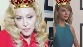 Not Even Taylor Swift Can Dethrone Twerking Madonna