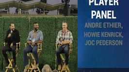 Dodgers All-Access Panel - Andre Ethier, Howie Kendrick, Joc Pederson