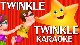 Twinkle Twinkle Little Star - Nursery Rhymes Karaoke Songs For Children  ChuChu TV Rock n Roll
