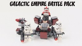 LEGO Star Wars Battlefront Galactic Empire Battle Pack Review - LEGO 75134
