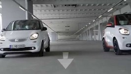 The new smart fortwo and smart forfour - Driving Video and Exterior Design Trailer