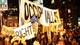 Another  World - Occupy Wall St. Documentary with Lauren Saffa